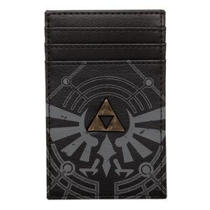 The Legend of Zelda Slim Front Pocket Card Wallet